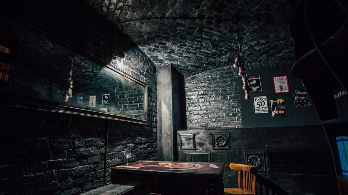 Квест Начало. Сон внутри сна - Кубикл - Санкт-Петербург - Отзывы и бронирование