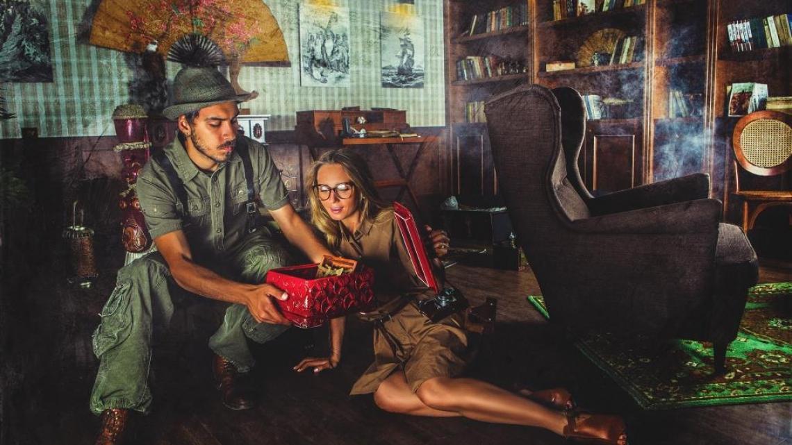 Квест История Индианы Джонса - Rabbit Hole - Красноярск - Отзывы и бронирование
